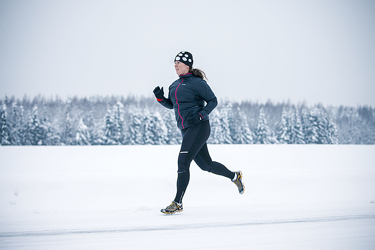 tusingar vinterlöpning