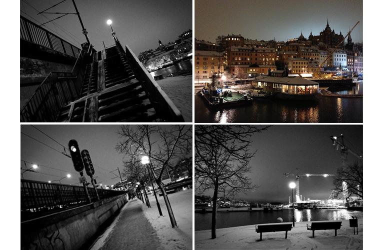 Stockholm city views