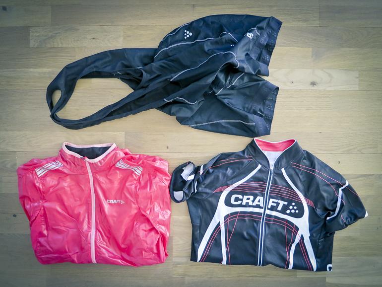 Craft cykel kläder