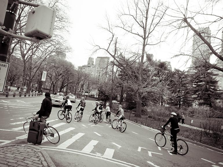 new york central park roadbike copy