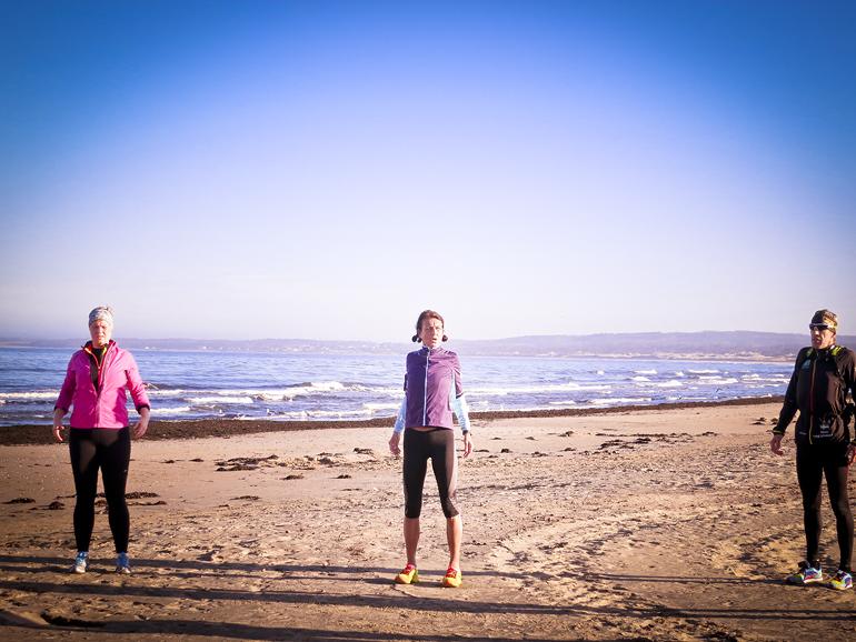 tylösand stretch på stranden