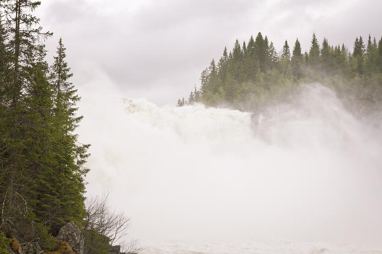 åre tännforsen vattenfall