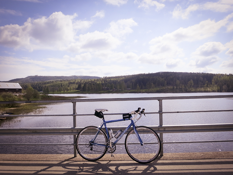 cykling sörbo voxnan