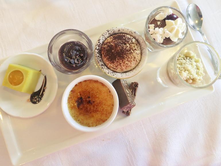 högbo dessertbuffe