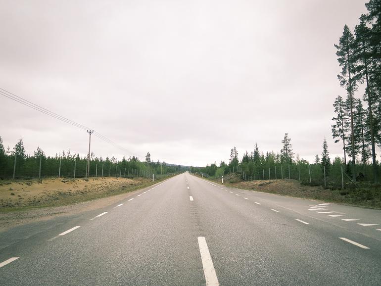 landsväg härjedalen