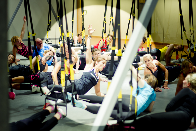 workout åre trx blast