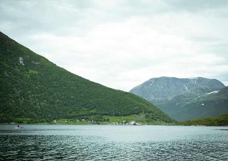 Tromsø 105 Sommarøy
