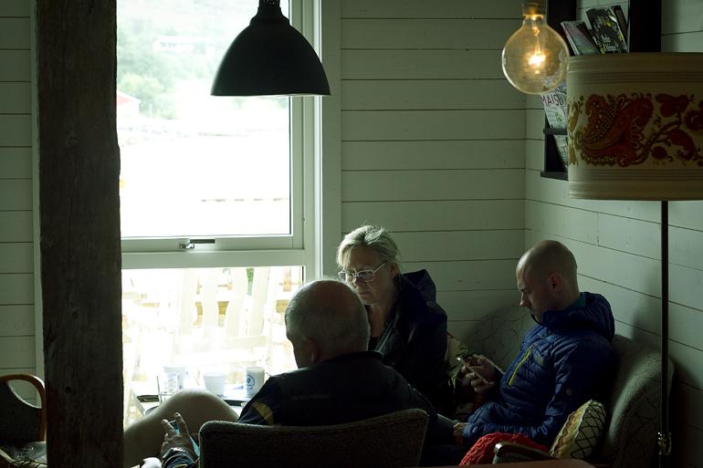 Tromsø 155 Bryggejentene Ersfjordbotn