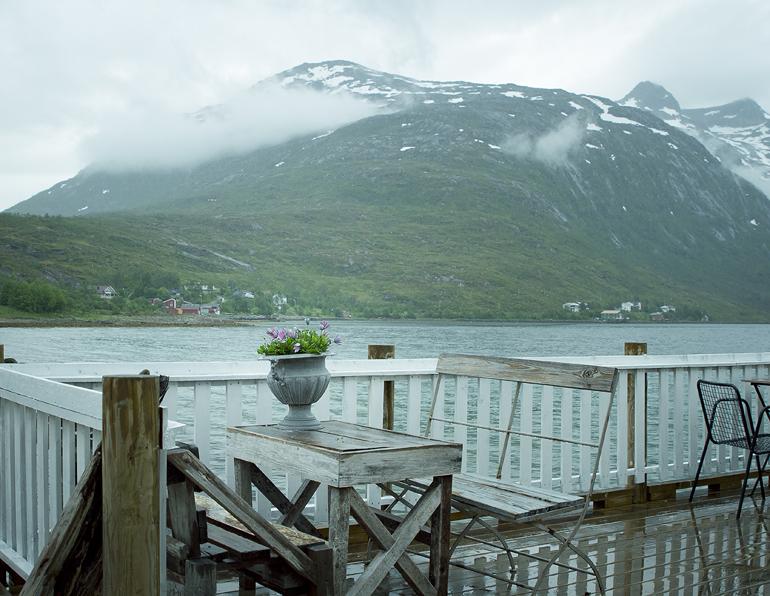 Tromsø 159 Bryggejentene Ersfjordbotn