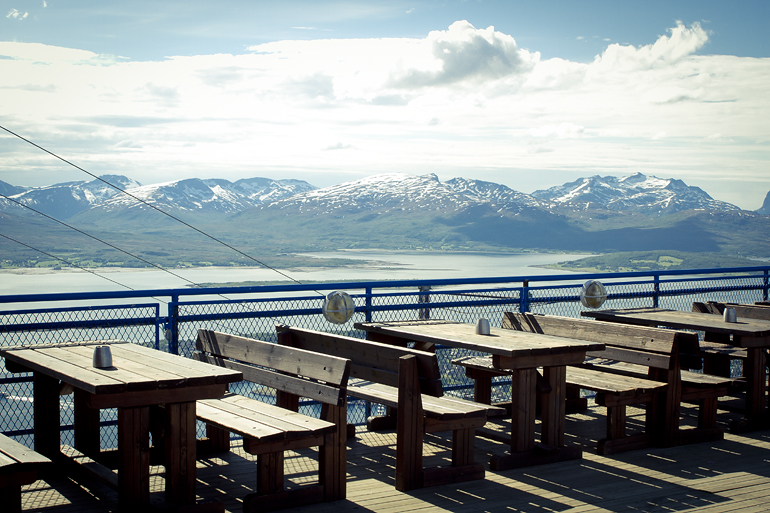 Tromsø 19 fjellheise