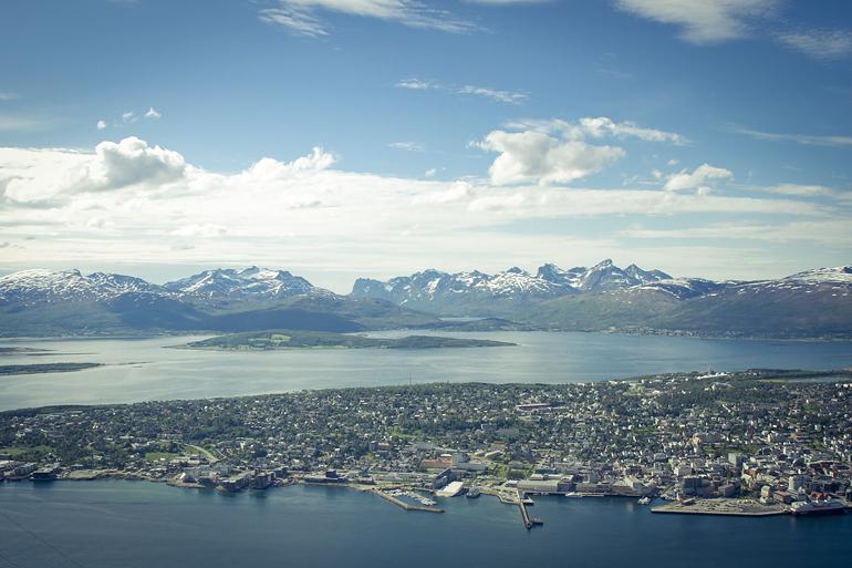 Tromsø 23 fjellheise