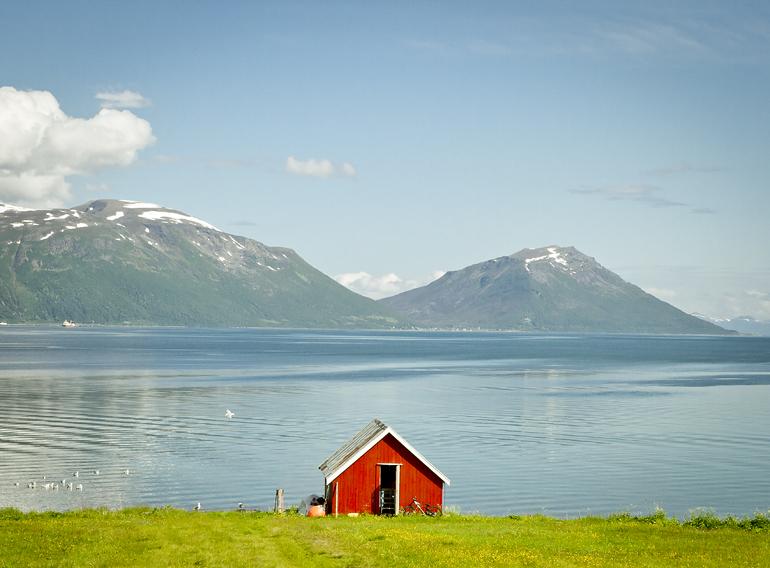 Tromsø 235 Oldervik