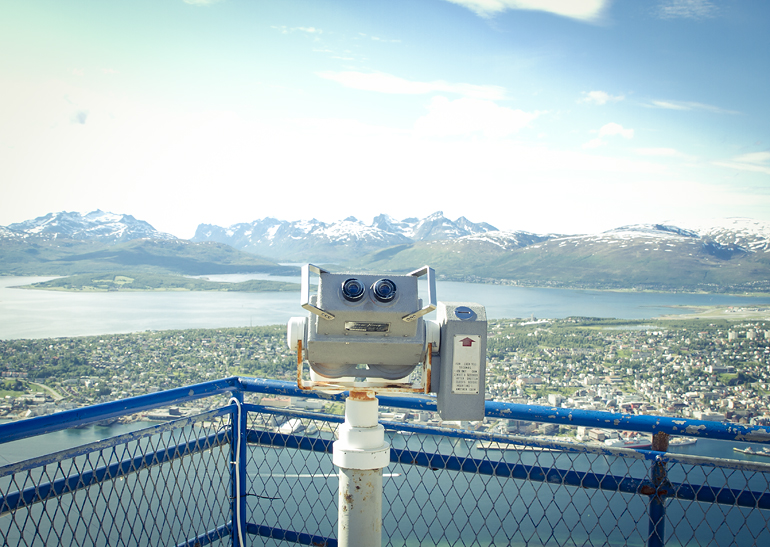 Tromsø 26 fjellheise