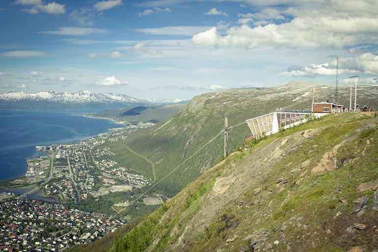 Tromsø 32 fjellheise