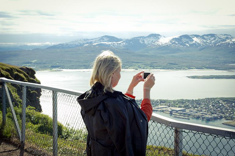 Tromsø 34 fjellheise