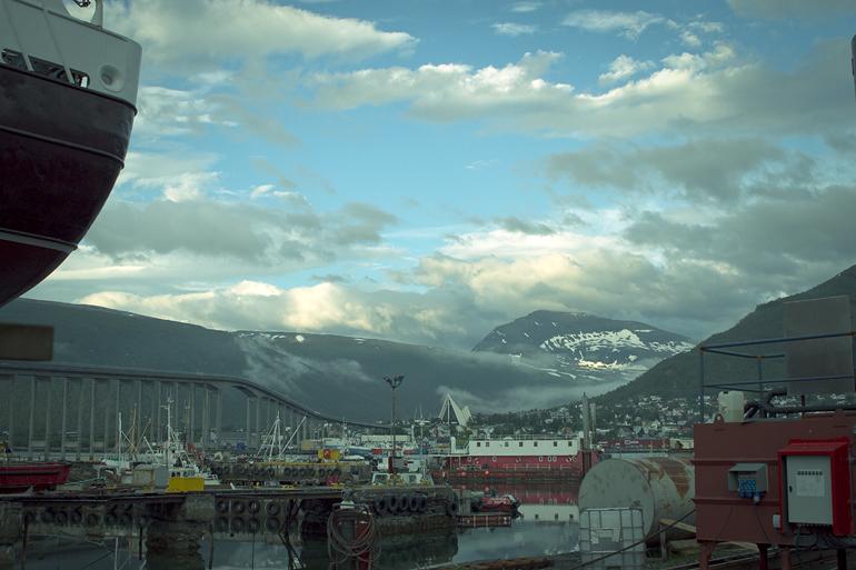 Tromsø 504 midnight sun marathon