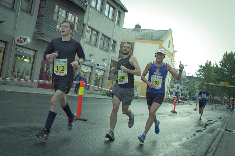 Tromsø 508 midnight sun marathon