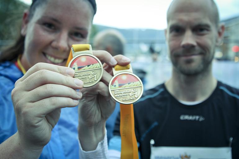 Tromsø 509 midnight sun marathon