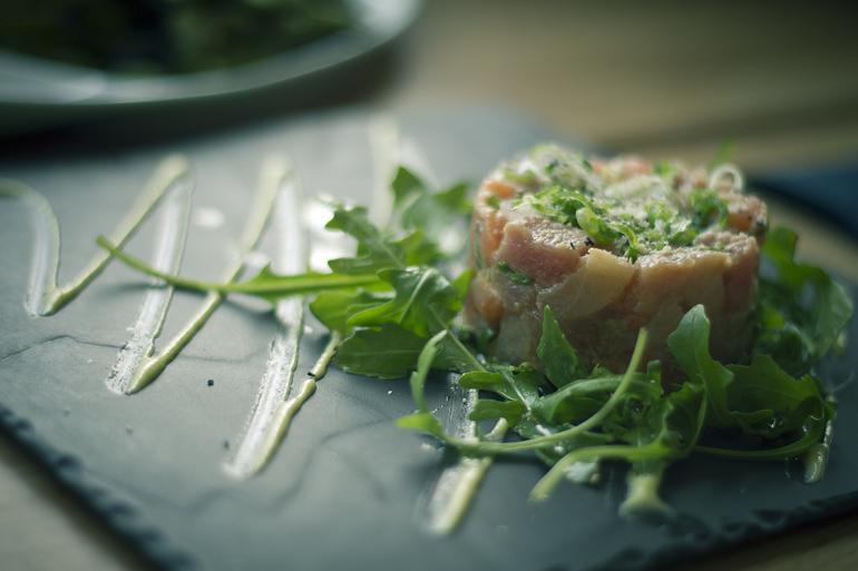 Tromsø 51 rå sushi