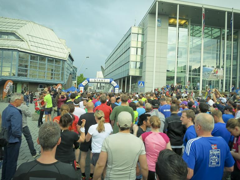 Tromsø 511 midnight sun marathon