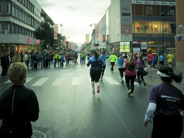 Tromsø 512 midnight sun marathon