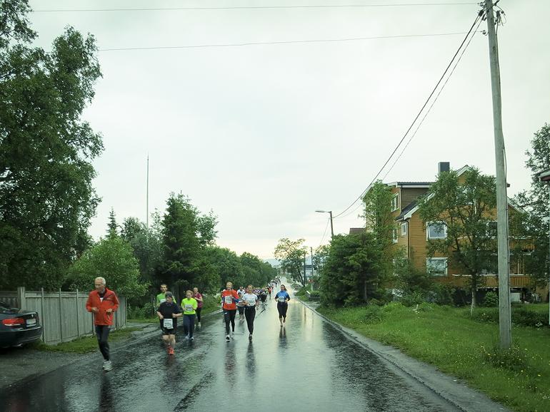 Tromsø 514 midnight sun marathon