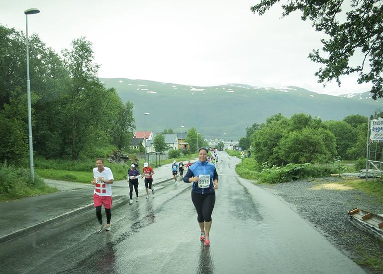 Tromsø 515 midnight sun marathon