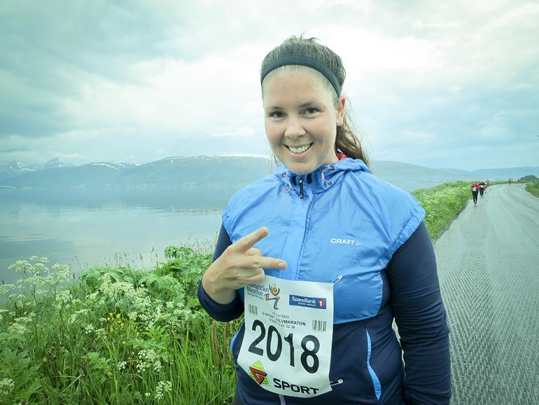 Tromsø 517 midnight sun marathon