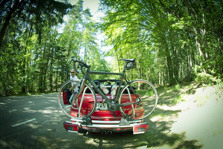 mini cooper cab bike rack 2