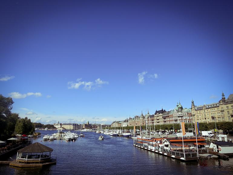 24h i Stockholm