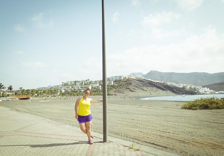 Playitas 208 beach
