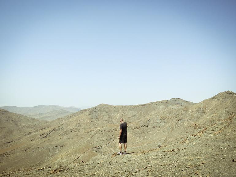 Playitas 217 mountain