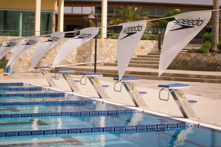 Playitas 312 olympic pool