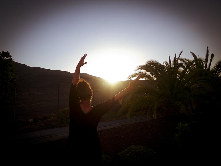 Playitas Sara 93 sunset