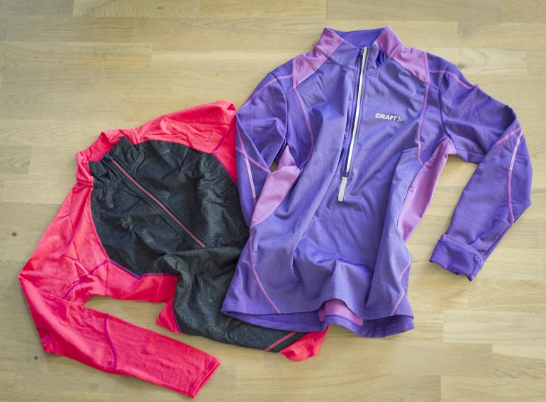 kläder med vindskydd