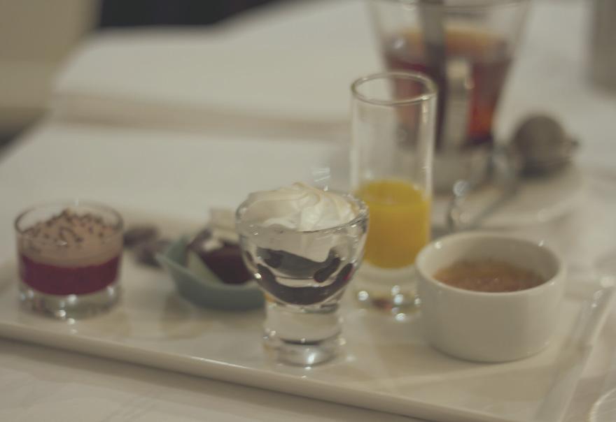 maten på högbo dessertbuffé