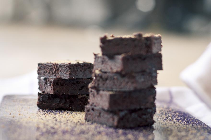Brownies utan mjöl TRÄNINGSGLÄDJE TRANINGSGLADJE.SE