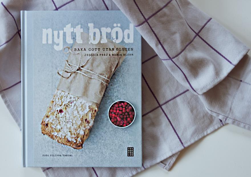 nytt bröd baka gott utan gluten