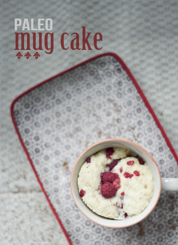 paleo mug cake mugcake traningsgladje.se