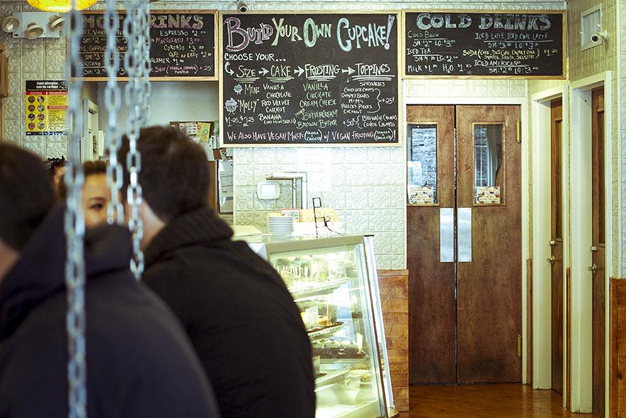 Molly's cupcakes, Bleecker St