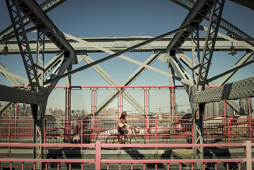 nyc williamsburg bridge