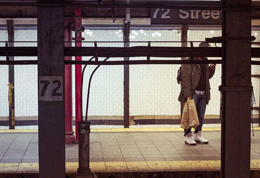 nyc tunnelbana