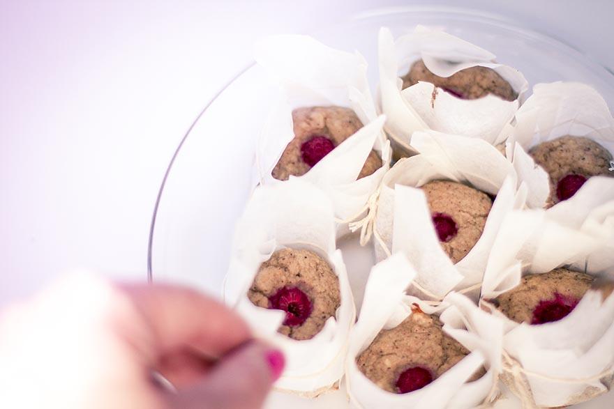 glutenfria muffins - recept - Smarta sötsaker Ulrika Hoffer