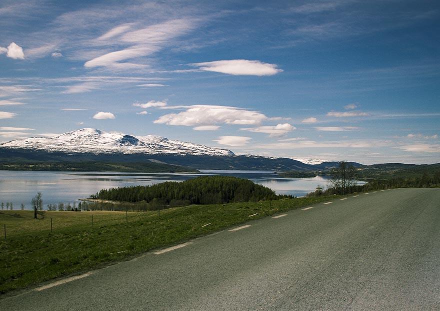Kallsjön väg 336