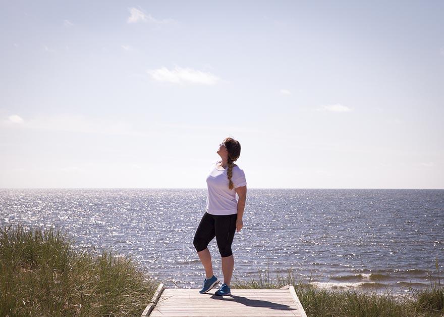 strand halmstad sweden