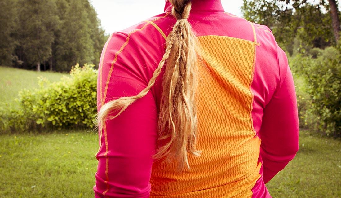 craft sportswear long sleeve half zip