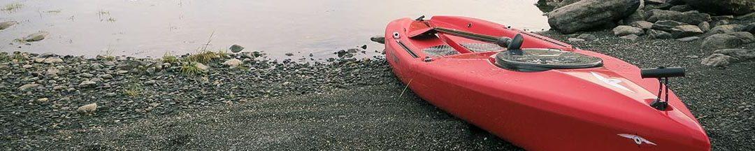 SUP på Åresjön