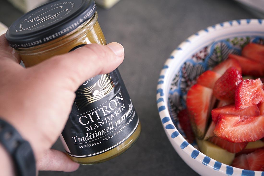 hafi hallands fruktindustri citronmarmelad
