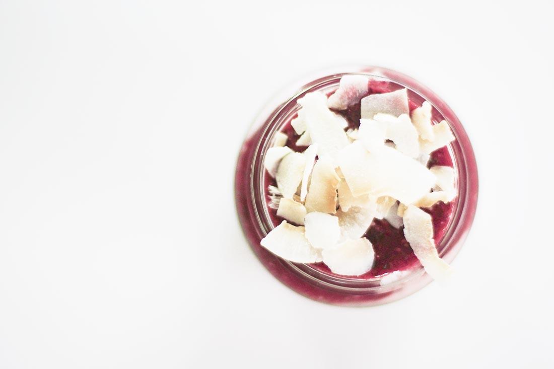 buckwheat raw food breakfast