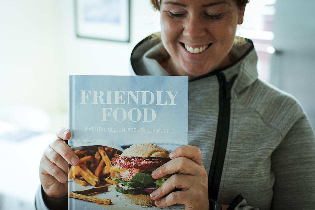 hanna göransson friendly food hur bra som helst blogg